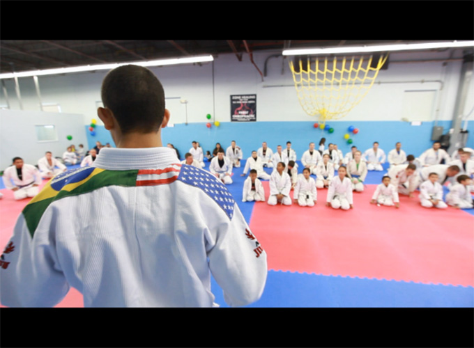 Grand Opening event for Team ABCBJJ