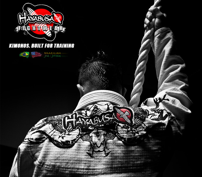 Hayabusa Fightwear ft Chris Piscione